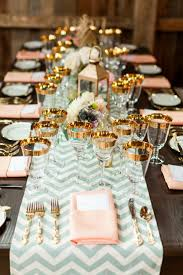 Blue And Gold Table Setting 17 Best Ideas About Brunch Table Setting On Pinterest Breakfast