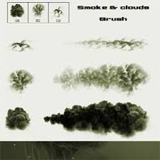 Cloud Photoshop Brushes Smoke And Clouds Brush Photoshop Brushes In Photoshop Brushes Abr