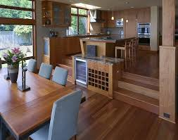 Small Picture The 25 best Split level kitchen ideas on Pinterest Kitchen open
