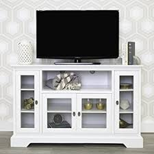 Tall White Tv Stand Surprise TV Home Design Ideas 0 | ingeflinte.com