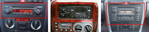 How To Choose The Correct Car Stereo Din Size Modifiedlife