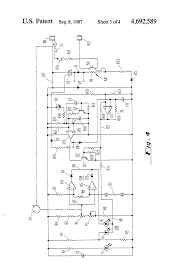 patent us4692589 electric iron having safety cutoff switch and patent drawing
