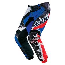 Oneal Mx Glove Size Chart Oneal Motocross Boot Straps O Neal Element Shocker Pants