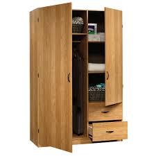 Storage Cabinet Wood Wood Wardrobe Cabinet Newsonairorg