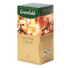 <b>Чай</b> GREENFIELD (Гринфилд) «<b>Easter</b> Cheer» («Пасхальное ...