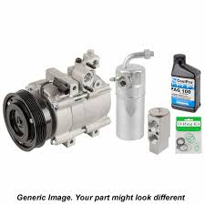 car air conditioning system components. ac compressor and components kit car air conditioning system t