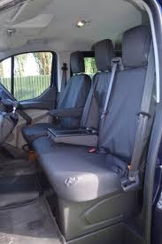 ford transit custom heavy duty seat
