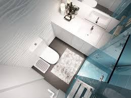 40 Super Tiny Apartments Under 40 Square Meters [Includes Floor Plans] Delectable Floor Plan Small Bathroom Minimalist
