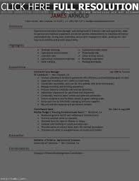 Farm Hand Resume Resume Work Template