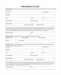 Firearms Bill Of Sale Florida Texas Firearms Bill Of Sale Yupar Magdalene Project Org