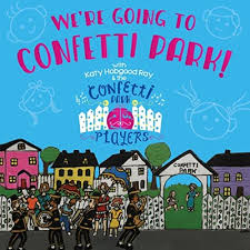 Polly Wolly Wee (The Frog Song) by Katy Hobgood Ray & The Confetti Park  Players on Amazon Music - Amazon.com
