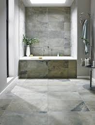 Badezimmer Kombination Aus Feinsteinzeug 60x60 Cm Auf Dem Boden Und