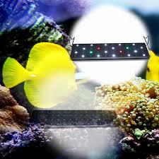 china market 4feet 200w dimmable full spectrum sunrise and sunset led aqua aquarium light waterproof for