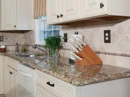 Granite In Kitchen Kitchen With Granite Tops Amazing Home Design