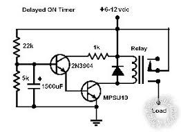 simple way to make a time delay relay posted image