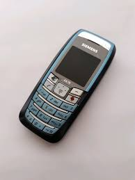 Siemens AX75 - Full phone specifications
