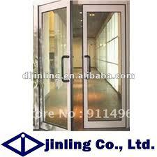 exterior aluminum doors and frames