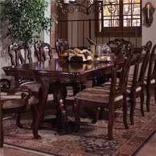formal dining room set. Samuel Lawrence San Marino Formal Dining Table - Item Number: 3530-131B+131A Room Set