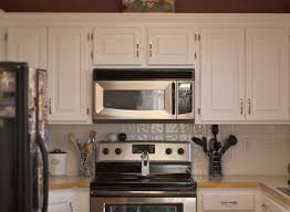 Paint Kitchen Cupboards White Spray Paint Kitchen Cabinets Simple And Creative Tips Of How To