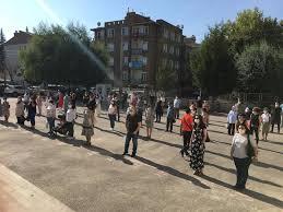 2020-2021 eğitim-öğretim yılına İstiklal... - Şehit Ali Gaffar Okkan  Ortaokulu