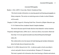 Apa Style Edition 6 Definition And Examples Apa Style Annotated Bibliography