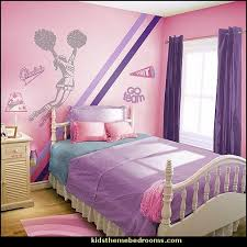 Cheerleading Bedroom Ideas