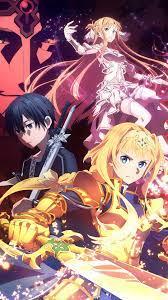 Alice Kirito Sword Art Online ...