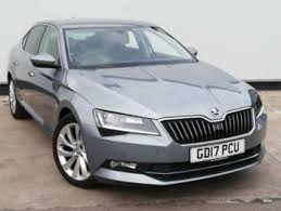 Buy Second Hand Skoda Superb Cars In Alford | Desperate Seller