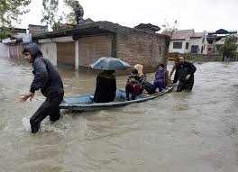 Image result for pictures of flooded people