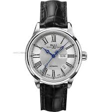 men s ball trainmaster r automatic watch nm1058d l4j wh mens ball trainmaster r automatic watch nm1058d l4j wh