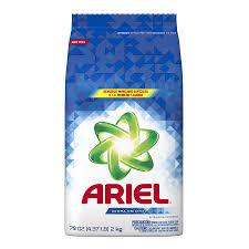ariel laundry detergent regular bag 14 loads70 0 oz