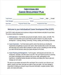 Career Plans Example Rome Fontanacountryinn Com