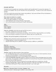 Resume Headline Examples Inspiration Strong Resume Headline Examples From Resume New Objective Resume