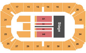 Hobart Arena Seating Chart Hobart Arena Tickets In Troy Ohio Hobart Arena Seating