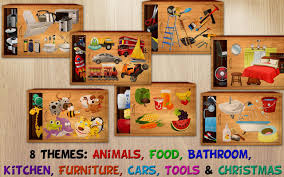 Preschool Kitchen Furniture 384 Puzzles For Preschool Kids Android Apps On Google Play