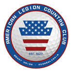 American Legion Country Club - Mount Union, Pennsylvania | Facebook