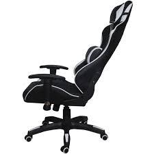 Игровое <b>кресло</b> MFG-<b>6023</b> black white - <b>Меб</b>-<b>фф</b>