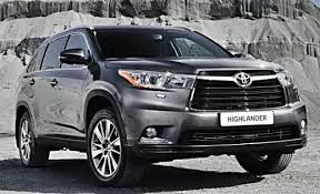 2018 toyota highlander limited. perfect 2018 2018 toyota highlander redesign release date and specs inside toyota highlander limited