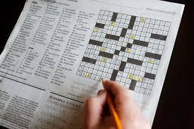 Designer Crossword Reader Enjoys Crossword Surprise Winnipeg Free Press