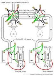 3 way switch wiring diagram 3 way light switch wiring diagram house wiring diagram sb2 3 way switch 2 lights wiring diagram