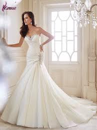 online get cheap european wedding gowns com alibaba criss cross pleated wedding gown strapless mermaid wedding dresses bridal dresses corset back long train