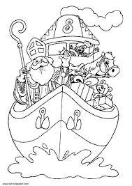 25 Ontwerp Kleurplaten Sinterklaas Lijstje Mandala Kleurplaat Voor