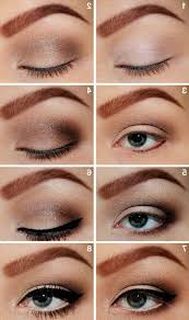 simple makeup with step by step cal makeup with step by step natural eye makeup weddings eve