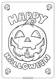 Printable hello kitty happy halloween witch coloring page at love kitty store. Happy Halloween Coloring Pages
