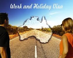 Work & Holiday Visa