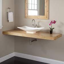bamboo sink and vanity vanities 61