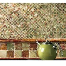 faux kitchen tile wallpaper. kitchen backsplash tile patterns mosaic | ideas on diy go faux wallpaper m