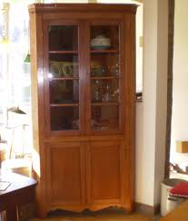 round espresso polished pulaski curio cabinets with glass doors antique storage cabinet with doors44 cabinet