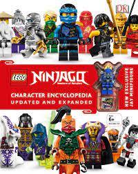 Lego Ninjago Character Encyclopedia – Bedford Falls Book Fairs
