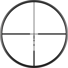 Details About Nikon Prostaff 5 Riflescope 2 5 10x40 Bdc 6736